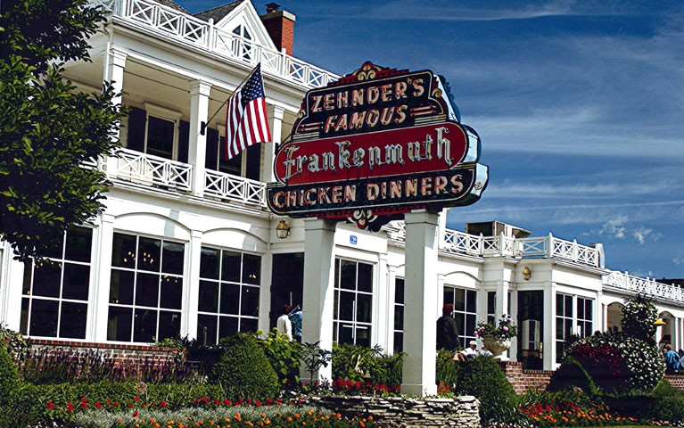 Top 100 Independent Restaurants Zehnder S Of Frankenmuth