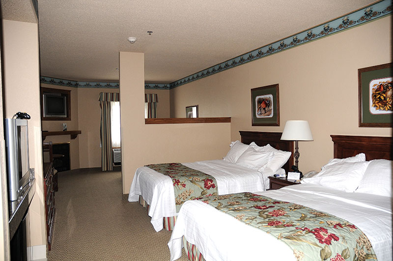 Family Suite hotel room