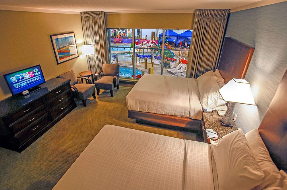 View Hotel Room Types