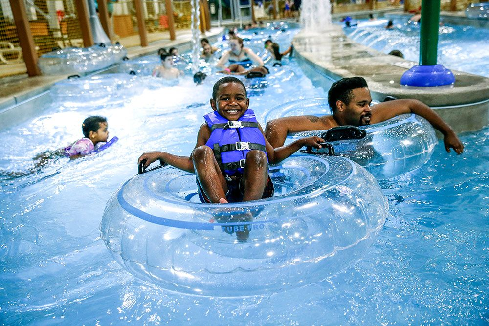 WATERPARK DAY PASSES