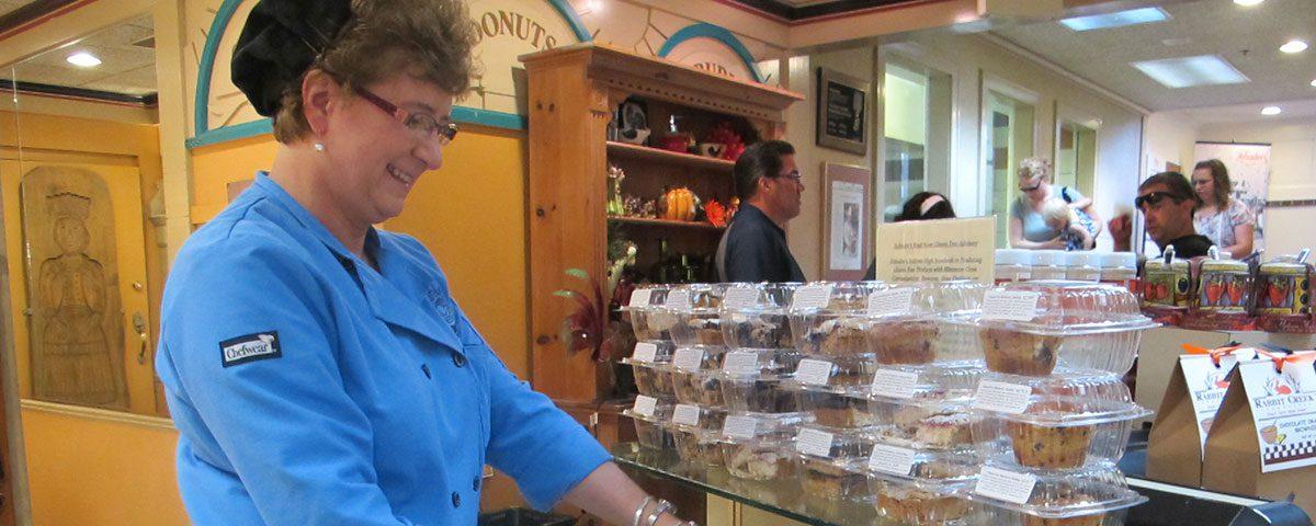 Zehnder's Bakery Clerk