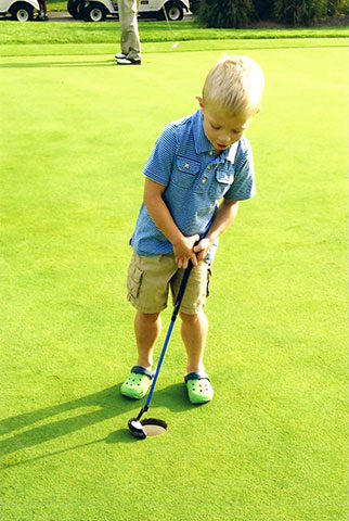 The Fortress Golf Course Junior Golf Lessons