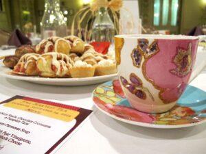Zehnder's Fall Tea