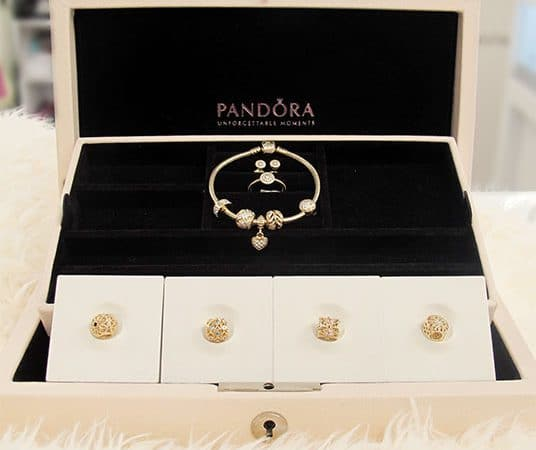 Zehnder's Gift Shop offers loads of treasure like Pandora Jewelry