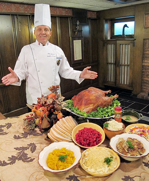 Holiday Menus at Zehnder's of Frankenmuth