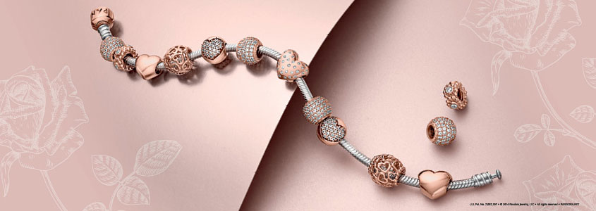 b1512a850 Zehnder's Gift Shop Offers Pandora Rose – A Blush of Creativity ...