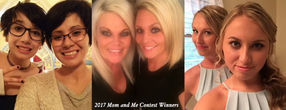 Zehnder's 2018 Mom and Me contest