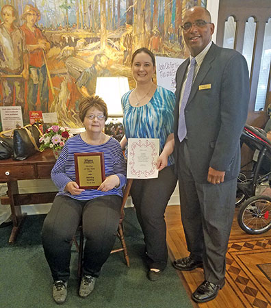 Zehnder's 2016 Mother of the Year - Shirley Zanley
