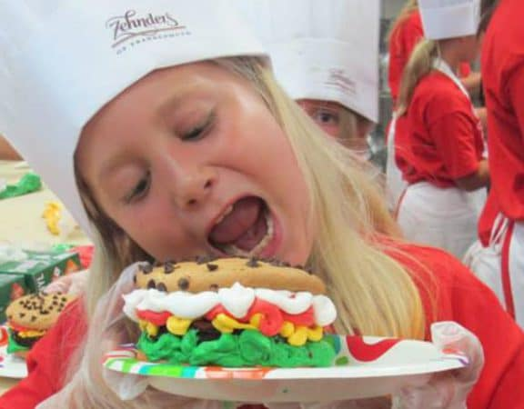 Zehnder's Kids Camp - Culinary Fun with a Splash