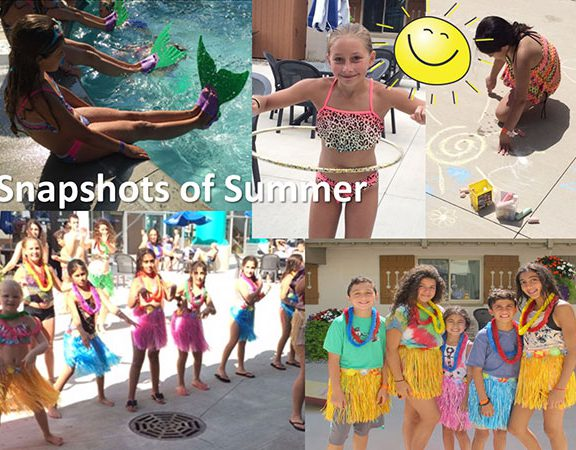 Summer Vacation at Splash