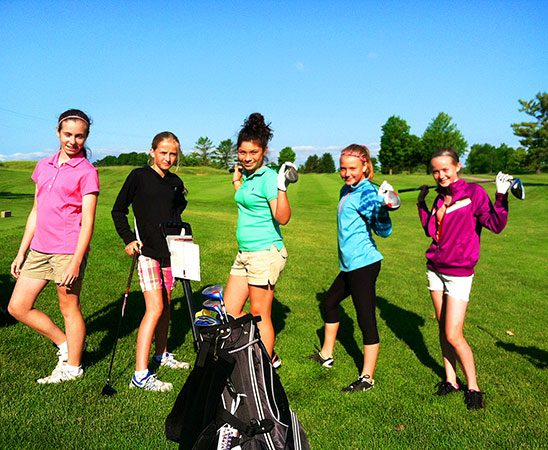 The Fortress Junior Golf Program