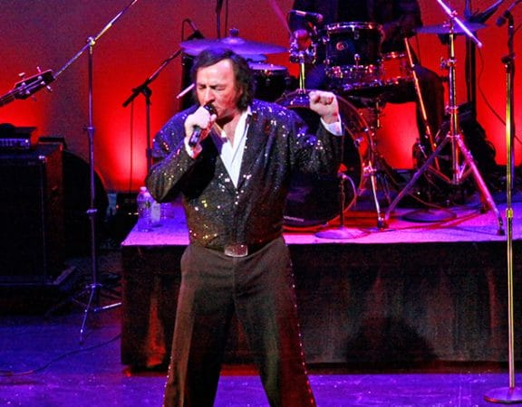 Tom Sadge as Neil Diamond Lunch and Dinner Shows