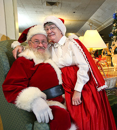 Breakfast with Santa and Mrs. Claus