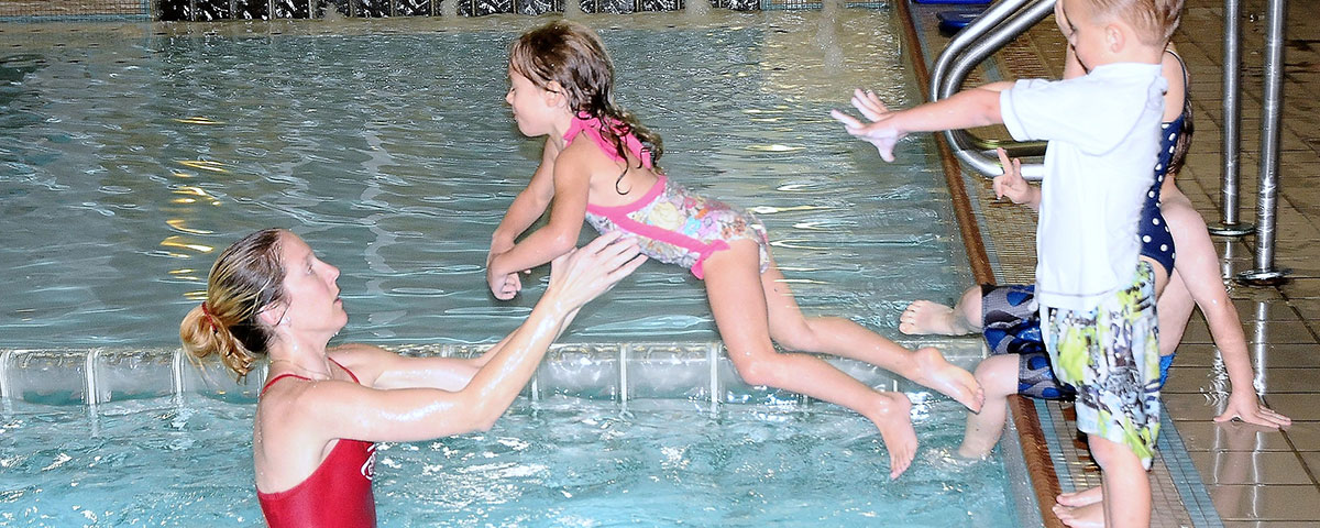 Zehnder's Splash Village Swim Lessons