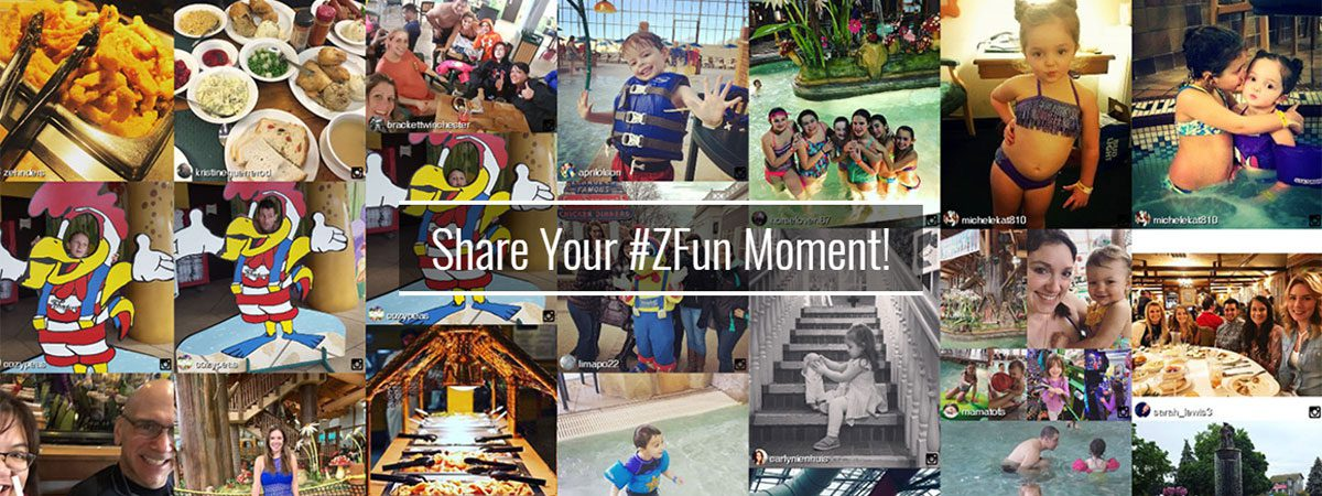 Share your #ZFun moment