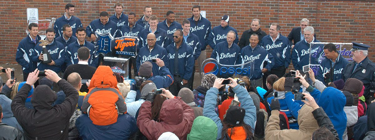 Detroit Tigers Winter Caravan