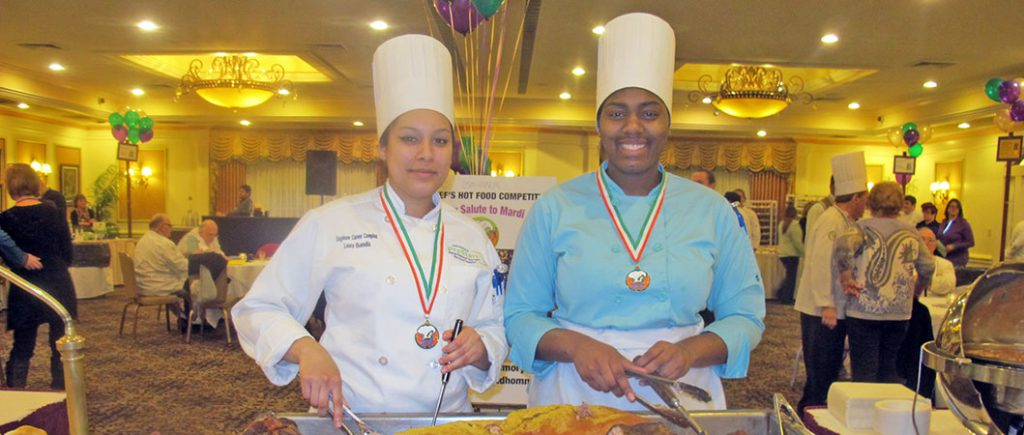 Zehnder's Hot Food Competition