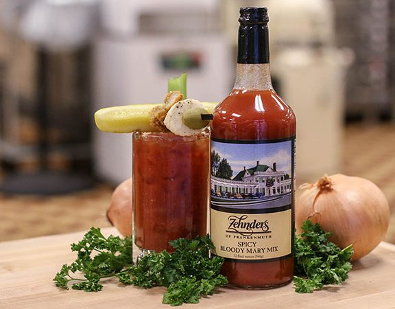 Zehnder's new Bloody Mary Mix