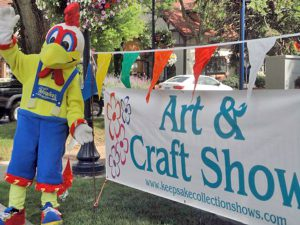 Keepsake Collections Arts and Crafts Shows