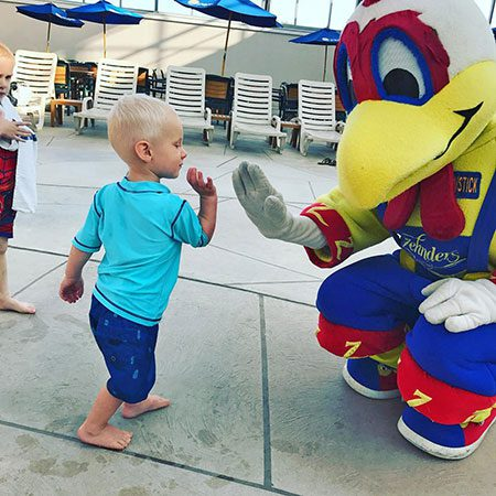 Drumstick Summer of Fun Contest - enter to win an Eat and Sleep package at Zehnder's Splash Village