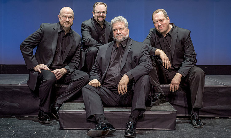 Three Men and a Tenor Show - April 11-12, 2019
