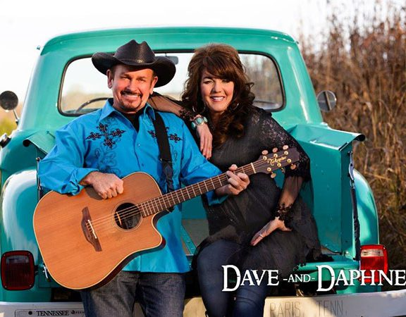 Dave and Daphne Lunch Shows