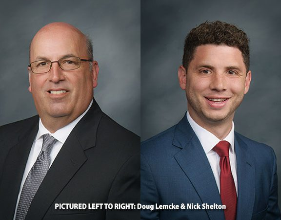 Doug Lemcke and Nick Shelton promotions