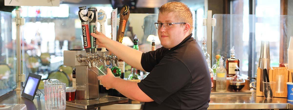 Splash Bartender