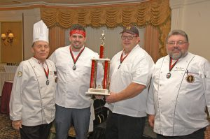 People's Choice Award - Hot Food Competition