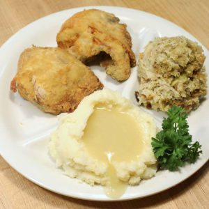 Two Piece Zehnder's Chicken Meal