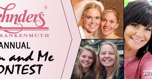 Mom And Me Contest Banner