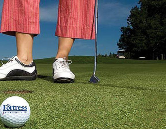 The Fortress Ladies Golf Clinic