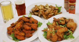 Wings And Beer