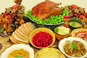 ZEHNDER'S THANKSGIVING TO-GO