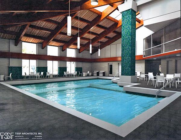 Tower Pool Rendering 2021